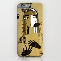 iPhone & iPod Case featuring Summer girl by Zina Kazantseva