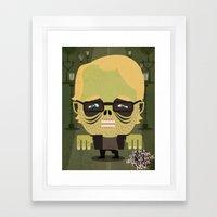 Philip Seymour Hoffman T… Framed Art Print