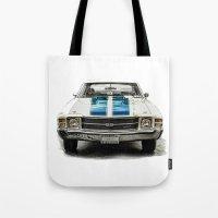 CLASSIC CAR LOVE Tote Bag
