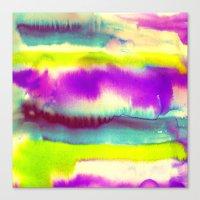 Tidal Dream Canvas Print
