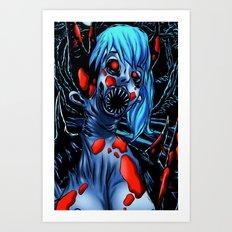 GOREGOT 1 Art Print