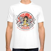 JAPAN.we Support You Mens Fitted Tee White SMALL