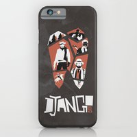 iPhone & iPod Case featuring Django Unchained by Lechaftois Boris (LBö)