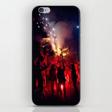 Red Sound iPhone & iPod Skin