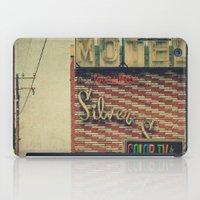 Silver Sands Motel iPad Case