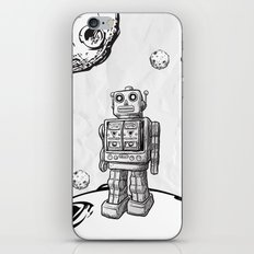 Mr. Robot On The Planet iPhone & iPod Skin