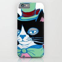 Dignified Cat Does Pastels iPhone 6 Slim Case