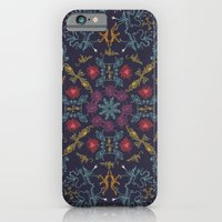 iPhone & iPod Case featuring MANDALA by Nora