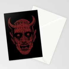 Satan Stationery Cards
