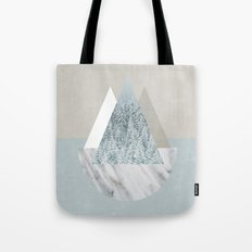 Under The Snow Tote Bag
