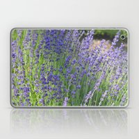 Lavender Wave Laptop & iPad Skin