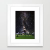 Croome Church Framed Art Print