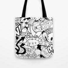 So what's on your mind? Tote Bag