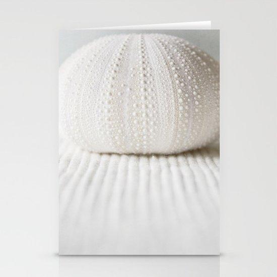 sea urchin Stationery Card