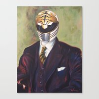 Gentleman Ranger II Canvas Print