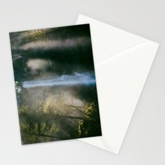 Enchanted Forest Waterfall Stationery Cards