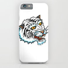 Traditional White Bengal Tiger iPhone 6 Slim Case