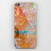 AnJali Mudra iPhone & iPod Skin