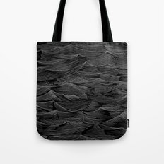 Abstract Waves.... Tote Bag