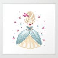 I'm A Queen , Sweetie! Art Print