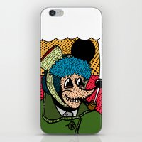 SEVERED EAR.  (Self Port… iPhone & iPod Skin