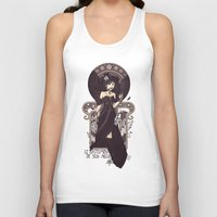 The Sound of Her Wings Unisex Tank Top