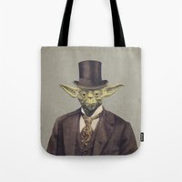 Sir Yodington  Tote Bag