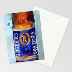 Foster's Beer - Australian Stationery Cards