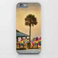Windbreaks On Pier 60 In… iPhone 6 Slim Case