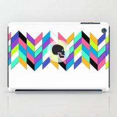 geo skull iPad Case