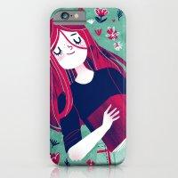 Flowe Bed iPhone 6 Slim Case