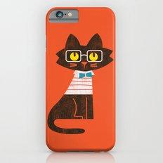 Fitz - Preppy Cat iPhone 6 Slim Case
