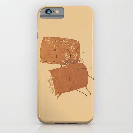 Loggy Modification iPhone & iPod Case