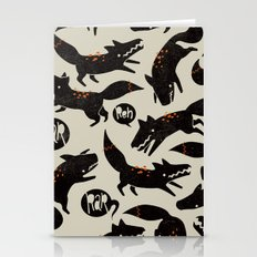 Werewolfs Stationery Cards