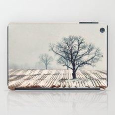 Winter Farm iPad Case