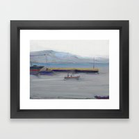 PORTO 958 Framed Art Print