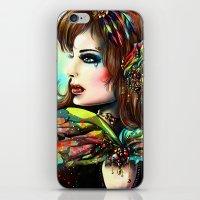 VICTIM iPhone & iPod Skin
