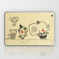 Walking With You. Forest… Laptop & iPad Skin