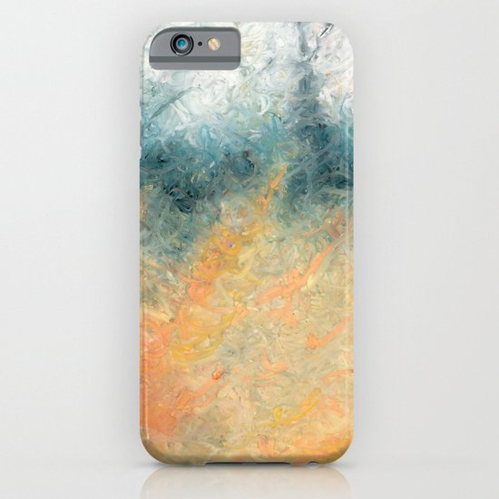 The Day's Deal With The Coming Night iPhone & iPod Case