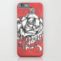 iPhone & iPod Case featuring Monster I by Siphong