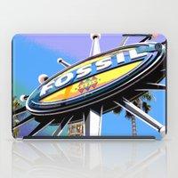 Fossil #2 iPad Case