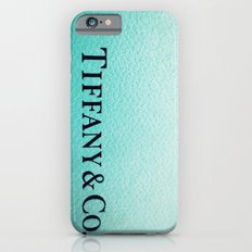 Tiffany iPhone 6 Slim Case