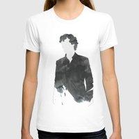 sherlock T-shirts featuring Sherlock by daniel