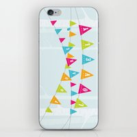 You Are Lovely iPhone & iPod Skin