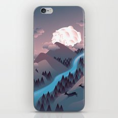 Sunquake iPhone & iPod Skin