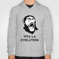 VIVA LA EVOLUTION Hoody