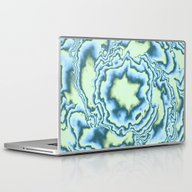 Laptop & iPad Skin featuring Turbulence In MWY 03 by Charma Rose