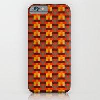 Woven Pixels I iPhone 6 Slim Case