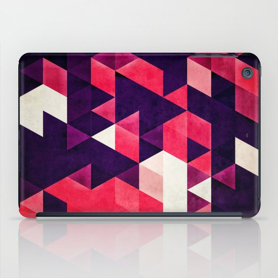 cyrysse lydy iPad Case