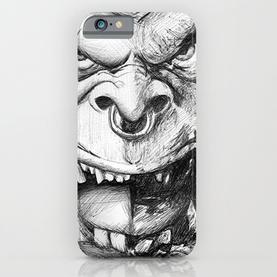 World Of Pencraft iPhone & iPod Case